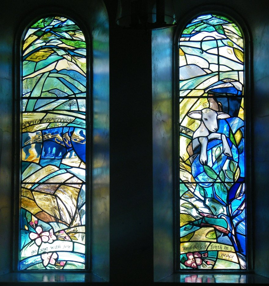 Windows of Blessing, Whitburn South Church